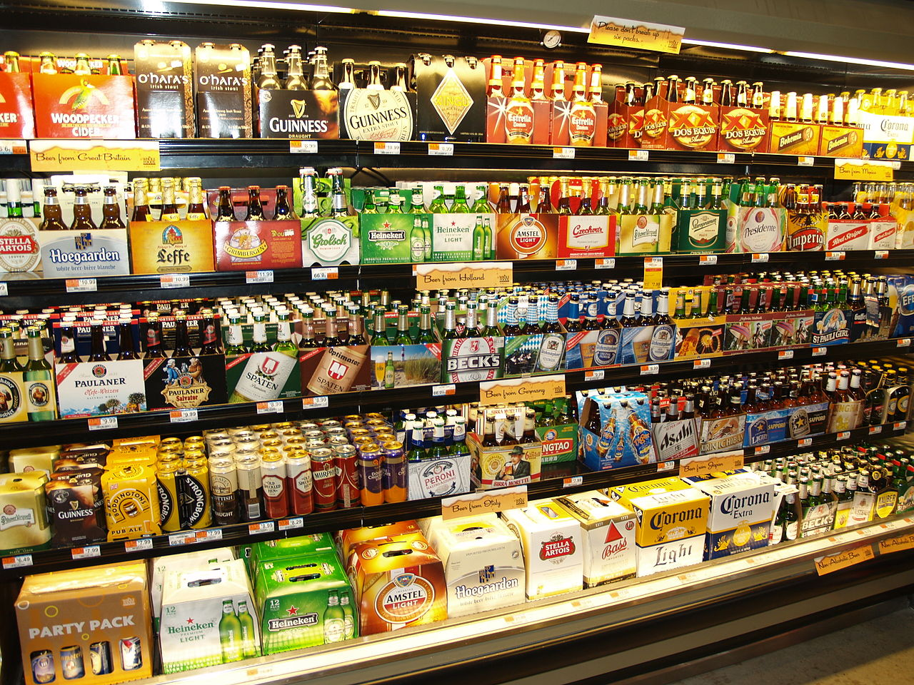 Challenging Times Ahead for Mainstream Beer Distributors - POS Marketing